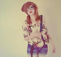 Hello again (by Chipil .) http://lookbook.nu/look/3382167-hello-again