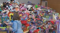 Vancouver firm allows people to pay parking fines with toy donations, but only for four hours on one day.  What would the world look like if all fines were payable in donations to great and inspiring causes?