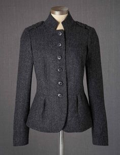 Military Wool Jacket WE404 Jackets at Boden