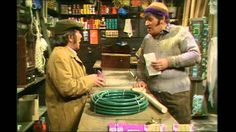The Two Ronnies - Four Candles.