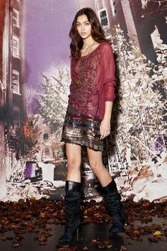 Nicole Miller Lookbook (Pre-Fall)