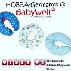 Besucht uns auf der BABYWELT Messe in München vom 09.-11.10.2015: Unteranderem mit im Gepäck: Die HOBEA Stillkissen Kollektion.  #messemünchen #babymesse #babywelt #hobeaunterwegs #baby #messe #münchen #babyexhibition #hobea #visitus #munich #exhibition #fair #kids #pregnant #pregnancy #nursingpillow #breastfeed #pillow #stillen #stillkissen #babykissen #breastfeedingpillow #babyweltmünchen #messeleben #babyshopping #hobeagermany #eulenkissen #stillkissendesigns