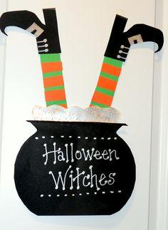 Decoració de Halloween.                                                                                                                                                                                 Más