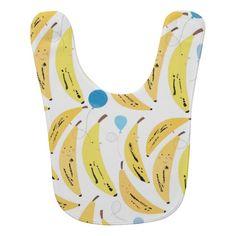 Bananas! Bib