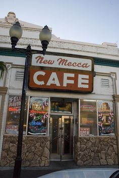 The Mecca Restaurant Pittsburg Ca