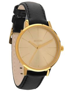Nixon | Kensington Leather #nixon #watch