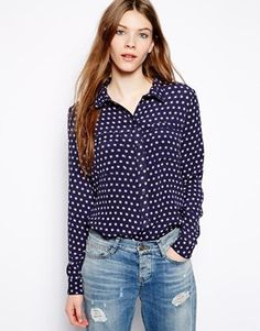 Possibly the best replacement for my torn J Crew smock blouse
