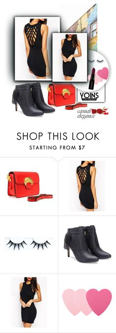 """""""YOINS 2/10-4"""" by melisa-hasic ❤ liked on Polyvore featuring Shoreditch, Sephora Collection, Smashbox, yoins and loveyoins"""