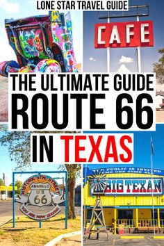 Ghost towns, buried Cadillacs + Art Deco vibes: here are the best things to do on Route 66 in Texas! texas route 66 guide | texas route 66 attractions | best things to do on route 66 | texas route 66 road trip | route 66 texas road trips | amarillo texas things to do route 66 | route 66 amarillo texas | route 66 shamrock texas | glenrio ghost town route 66 | texas hidden gems | texas off the beaten track | abandoned places in texas | art deco route 66 | road trips in texas | texas road trips