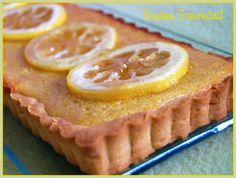 DSC_0029_copie French Tart, Pineapple, Cheesecake, Fruit, Images, Food, Preserved Lemons, Good Food, Tarts