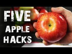 A Way Of Cutting Apples That Is So Simple, Everyone Should Be Doing It - Daily Megabyte