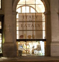 Eataly--cheese, bread, pizza and gelato; 200 5th Avenue   New York, NY 10010   Entrances on 23rd Street between 5th & 6th Avenue and on 5th Avenue between 23rd Street & 24th Street