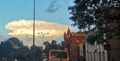 Chmurka nad Słupskiem. Photo by Marcin Wójcik. Clouds, Sky, Outdoor, Fotografia, Heaven, Outdoors, Heavens, Outdoor Games, The Great Outdoors
