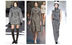 Tweed Chanel, Dolce & Gabbana et Haider Ackermann