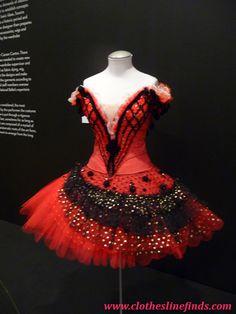 Spanish with draped skirt