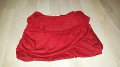 Licytuj na allegro.pl już od 12,00 zł - Czerwona bluzka rozmiar M (5760580844). Allegro.pl - Radość zakupów i 100% bezpieczeństwa dla każdej transakcji!