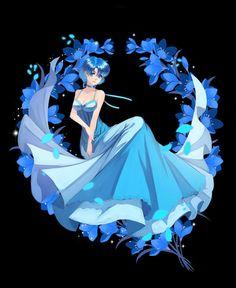 Sailor mercury  princess