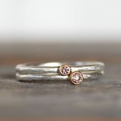 Hey, I found this really awesome Etsy listing at https://www.etsy.com/listing/220939143/tiny-brown-diamond-ring-18k-gold-and