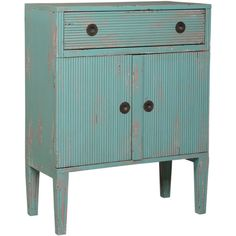 Coastal Reef Side Chest ($1,175) ❤ liked on Polyvore featuring home, furniture, storage & shelves, dressers, storage furniture, coral colored furniture, hardware furniture, coastal cottage furniture and aqua furniture