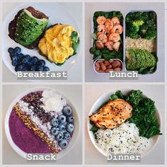 #cleansedetox Healthy Meal Prep, Healthy Snacks, Healthy Eating, Healthy Recipes, Snacks Recipes, Healthy Protein, Healthy Workout Meals, Healthy Meal Planning, Workout Meal Plan
