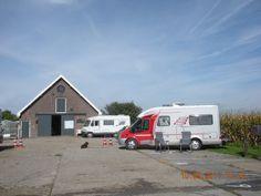 Rondje Nederland met de camper