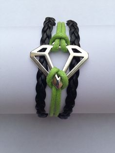 Way cool! for when DT's go Diamond! :D It Works inspired Green Black and Bling by LittleBlessingDesign, $10.00