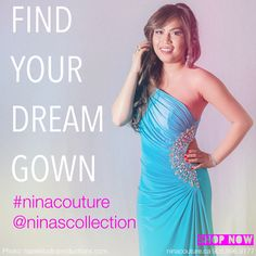 Find your dream #gown @ninascollection #ninacouture ninacouture.ca #dress #prom #pageant #wedding #bridesmaids Photo: Hazel Studio Productions Model: Sindy with an S Famous Fashion Quotes, Style Quotes, Stunning Dresses, Dress Prom, Wedding Bridesmaids, Pageant, Mother Of The Bride, Bride Groom, Special Occasion