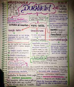 """417 Likes, 17 Comments - Futura Dra. Allana (@vempramimedicina) on Instagram: """"Sociologia Resuminho trabalhado nas cores Aula de hoje da poderosa @lararocha07 Amo demais …"""""""
