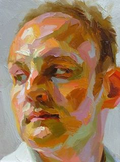 Paul  Wright Wright  Archive - Paul Wright  TheYoungest - Oil on copper