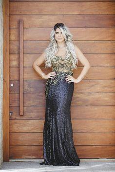 Ideia de vestido