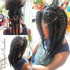 African Hair Braiding : Braiding hairstyles African American – Best Hair Styles for Women Men and Kids Lil Girl Hairstyles, Kids Braided Hairstyles, African Braids Hairstyles, Older Women Hairstyles, Teenage Hairstyles, Ethnic Hairstyles, Little Girl Braids, Girls Braids, Kids Box Braids
