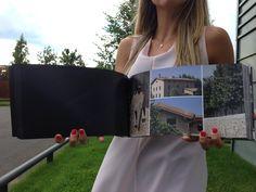 Libro che abbiamo stampato per lo studio di architettura i4arch.