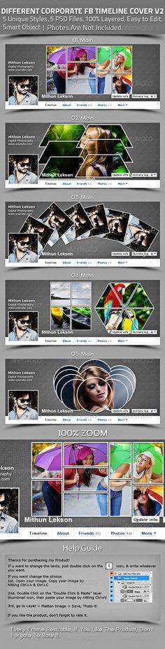 Abstract - Timeline Cover FB Pinterest Timeline - sample facebook timeline