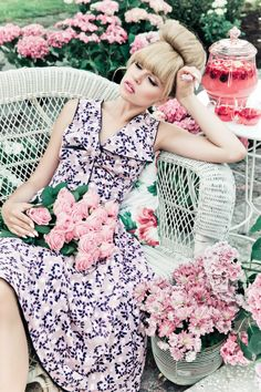 Collection Spring Summer 2014Picnic | Lena Hoschek Presseserver