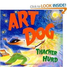 Art Dog!  I'm going to have to check this out.