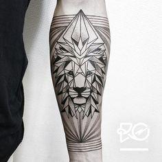Best tattoos for lion on arm tattoo stockholm, sleeve tattoos, leo tattoos, Leo Tattoos, Body Art Tattoos, Tattoos For Guys, Sleeve Tattoos, Tatoos, Tattoo Art, Geometric Lion Tattoo, Geometric Tattoo Design, Geometric Tattoos Men