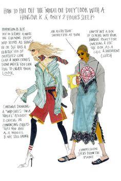 Die Personas der Schauen / Mode-News / Mode / Vogue