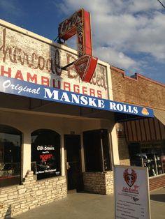 Gil's Broiler & Manske Roll Bakery San Marcos, Texas