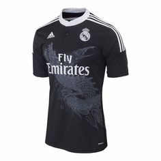 b290e50746d Adidas Real Madrid 2014 2015 Third Jersey. LOVE THE DRAGON.♡♡♡