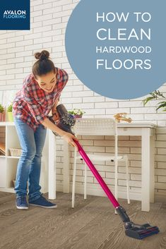 Your hardwood floors are beautiful but are subject to a lot of dirt, dust, food, spills and more! Fortunately, there are a few easy cleaning treatments and maintenance tips that will help. We're sharing our best tools, tips and even some mistakes to avoid when caring for your hardwood floors.