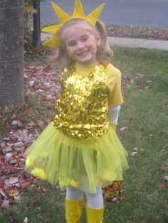 Image result for sun costumes for kids