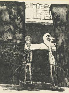 Jean Dubuffet | Art Brut | Cultura, arte y diseño mexicano | Inkult Magazine
