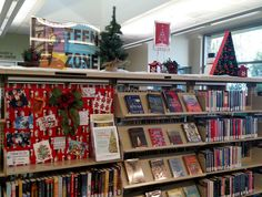 Winter 2016 display at the Ronald H. Roberts Temecula Public Library.