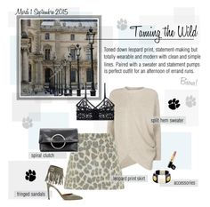 """Mon Style № 114 - Tuesday, September 1, 2015"" by ann4-kar1na ❤ liked on Polyvore featuring STELLA McCARTNEY, Victoria Beckham, ELSE, Chanel, Valentino and modern"