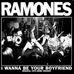 Ramones I Wanna Be Your Boyfriend 7 inch – Knick Knack Records