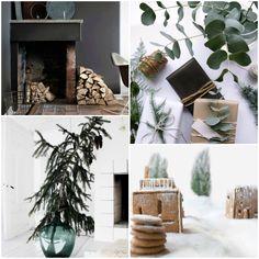 Winter moodboard challenge details on the blog- Hege in France and Cafe Veyafe #moodboardchallenge Christmas moodboard