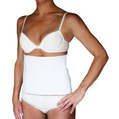 Cherished Belly | Belly Belt in White - Moms and Maternity - kinderelo.co.za