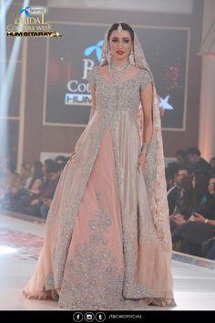 Nilofer Shahid Bridal wear