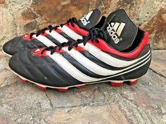 on sale 93b2b 3af6c Adidas Predator Precision TRX FG 10.5 US UEFA Euro 2000 RARE (eBay Link).  Team Sports