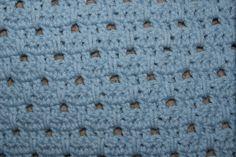 My Favorite Baby Boy crochet blanket pattern